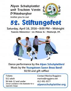 52 stftungsfest info